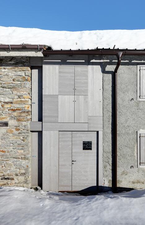 Wardrobe in the Landscape by Enrico Scaramellini