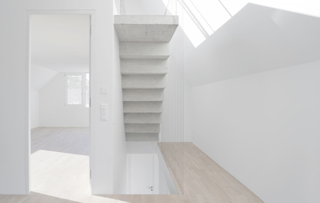 Wohnhaus Gingko by on3 architekten