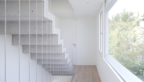 Wohnhaus Gingko by on3 architekten