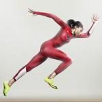 Movie: Nike Pro TurboSpeed speed-suit