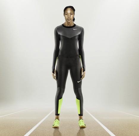 Nike Pro TurboSpeed speed-suit