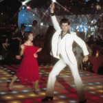 John Travolta's Saturday Night Fever suit rediscovered