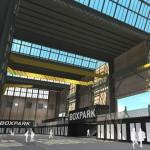 Boxpark NDSM by Brinkworth