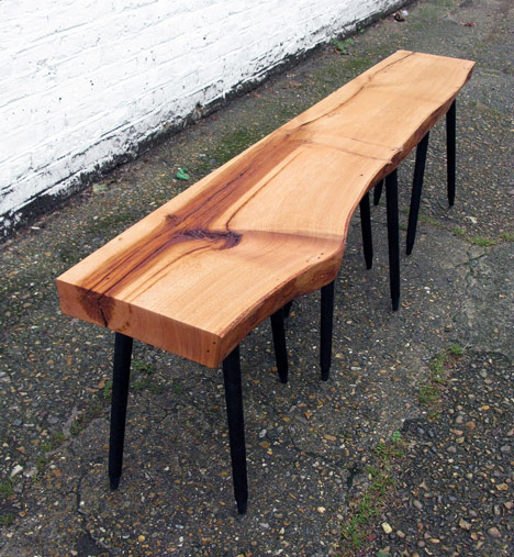 General Woodwork Bench by Roger Arquer for the Stepney Green Design Collection