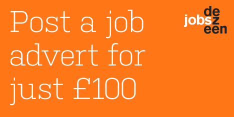 Post a job ad for just £100