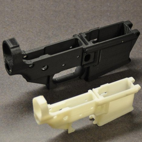 Gun enthusiasts release open source kits for 3d printed wiki weapons malvernweather Choice Image