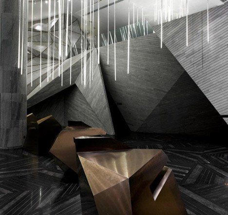 Gallery Space Design A  Design Award and