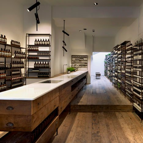 Aesop, Islington, London