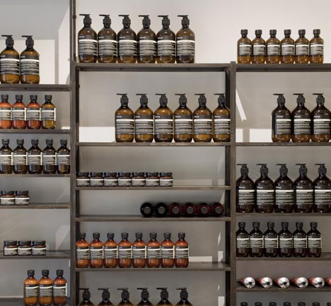 Aesop Islington by Ciguë