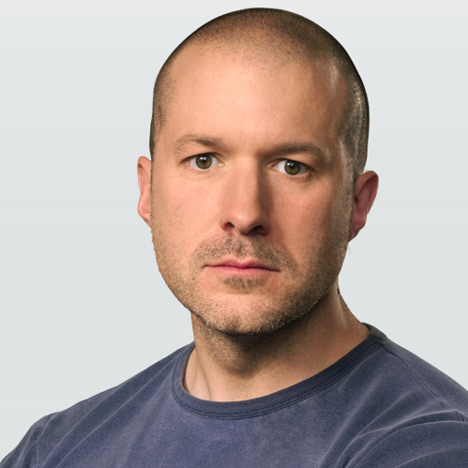 Jonathan Ive to lead both hardware and software design at Apple
