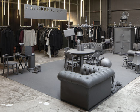 As Good As New pop-up shop at SPRMRKT by i29