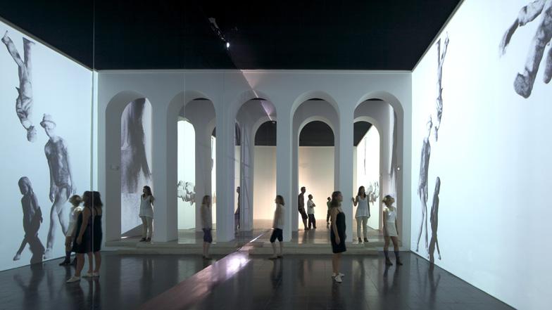 Austrian Pavilion at Venice Architecture Bienanle 2012