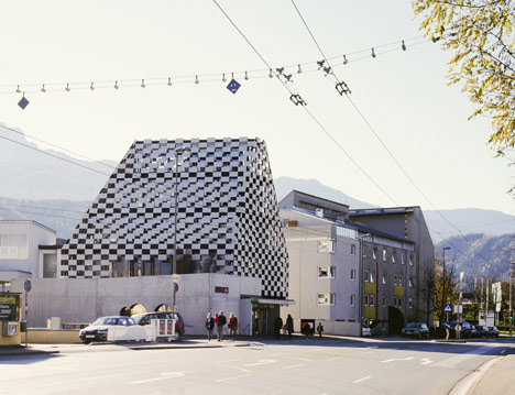 BTV Branch Innsbruck by Rainer Koberl