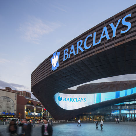 Brooklyn's Barclays Center opens