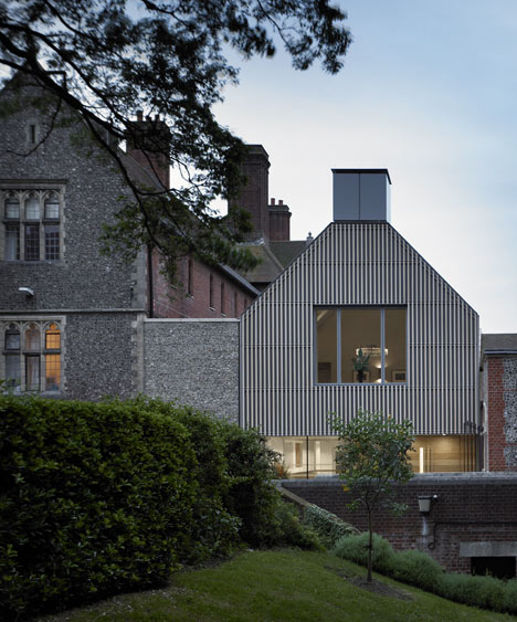 Brighton College by Allies and Morrison