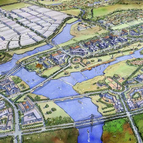 Moscow set to double in size with new masterplan for city expansion