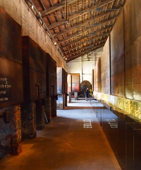 Chinese Pavilion at Venice Architecture Biennale 2012