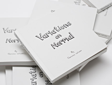 Competition: five copies of Variations on Normal by Dominic Wilcox to give away