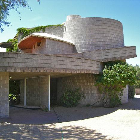 David Wright House by Scott Jarson