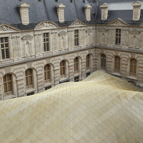 dezeen_Department of Department of Islamic Arts at Louvre by Mario Bellini and Rudy Ricciotti_2sq