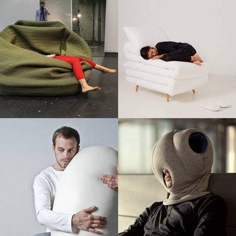 Dezeen Archive - Sleeping