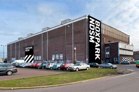 Boxpark NDSM