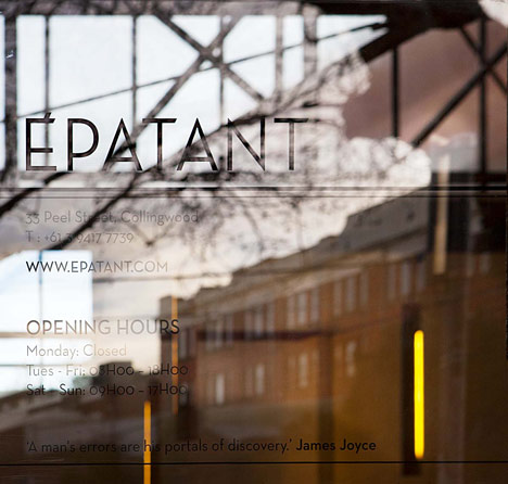 Epatant by Dennis Paphitis and Lock Smeeton