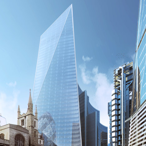 City of London grants planning permission for 'The Scalpel'