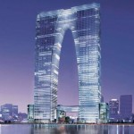 Five six towers with unfortunate likenesses