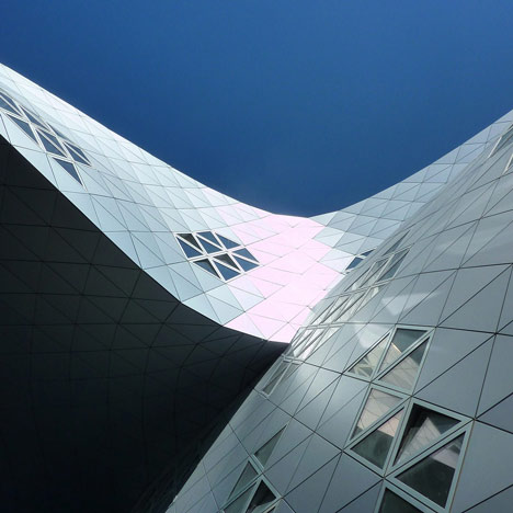 Lycée Georges Frêche by Massimiliano and Doriana Fuksas