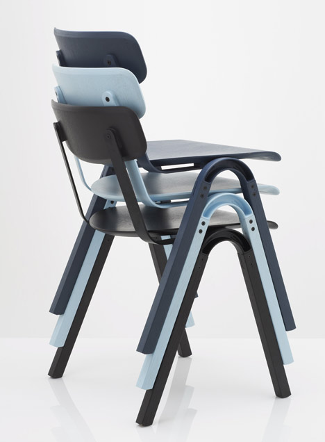 Hatcham chair by Samuel Wilkinson for Decode