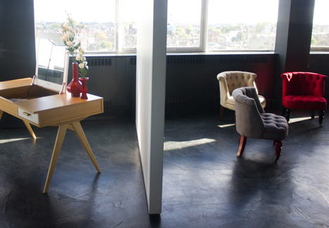 MADE.com launches experimental showroom