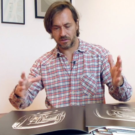 """I pre-dated the trend for large watches by about a decade,"" says Marc Newson"