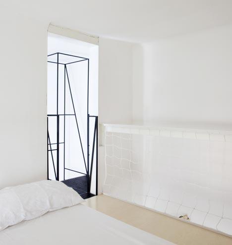 Metal Staircase by Francesco Librizzi Studio