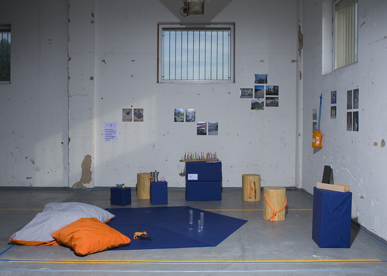 musterzimmer exhibition at depot basel - Muster Depot