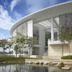 OCT Shenzhen Clubhouse by Richard Meier & Partners
