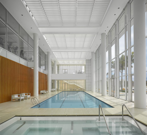 OCT Shenzhen Clubhouse by Richard Meier