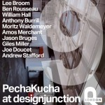 PechaKucha at designjunction
