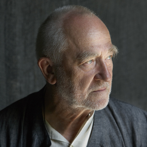 """I'm a passionate architect… I do not work  for money"" – Peter Zumthor"