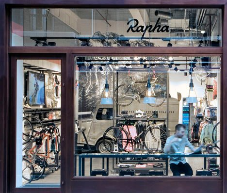 Rapha Cycle Club by Brinkworth
