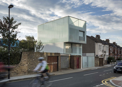 Slip House by Carl Turner Architects