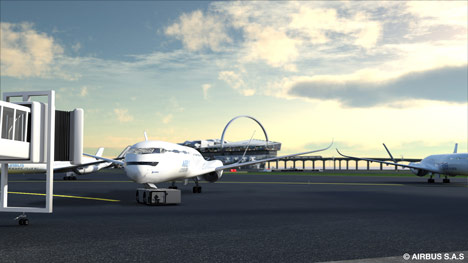 Smarter Skies by Airbus