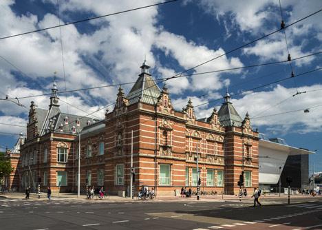 Stedelijk Museum Amsterdam by Benthem Crouwel Architects