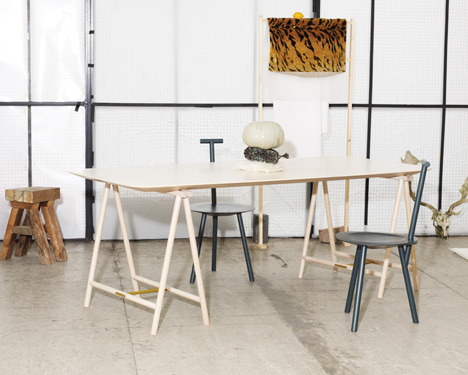 THE BACK ROOM by Studio Toogood