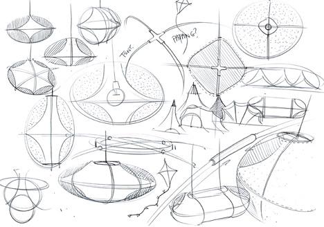 Tenda by Benjamin Hubert at designjunction