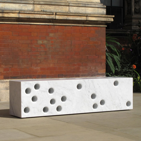Bench Years by Established & Sons at the V&A museum