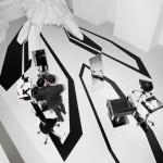 The Fudge Pop-Up Salon by Zaha Hadid