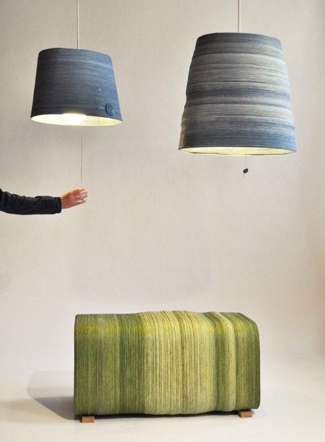 Movie: The Idea of a Tree by Mischer'Traxler at Clerkenwell Design Week