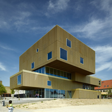 The Library by COBE and Transform