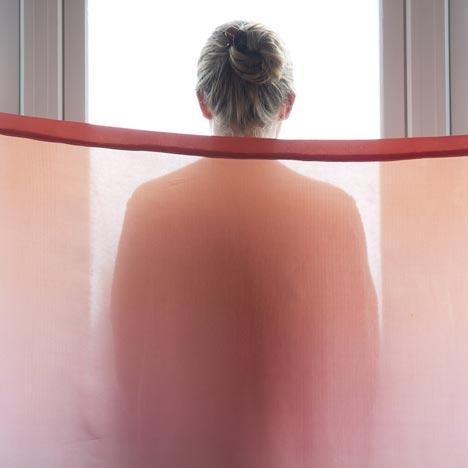 Tint room dividers by Kristine Five Melvær